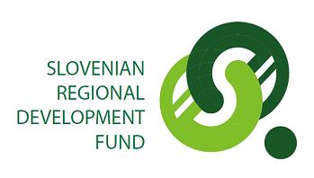 Image result for slovenian regional development fund logo